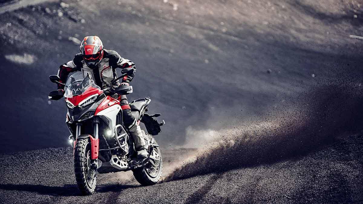 Ducati Multistrada V4: 5.000 unidades vendidas   (image)