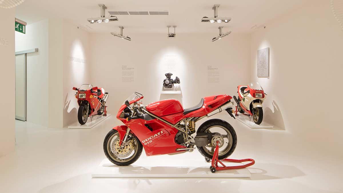 El Museo Ducati reabre sus puertas (image)