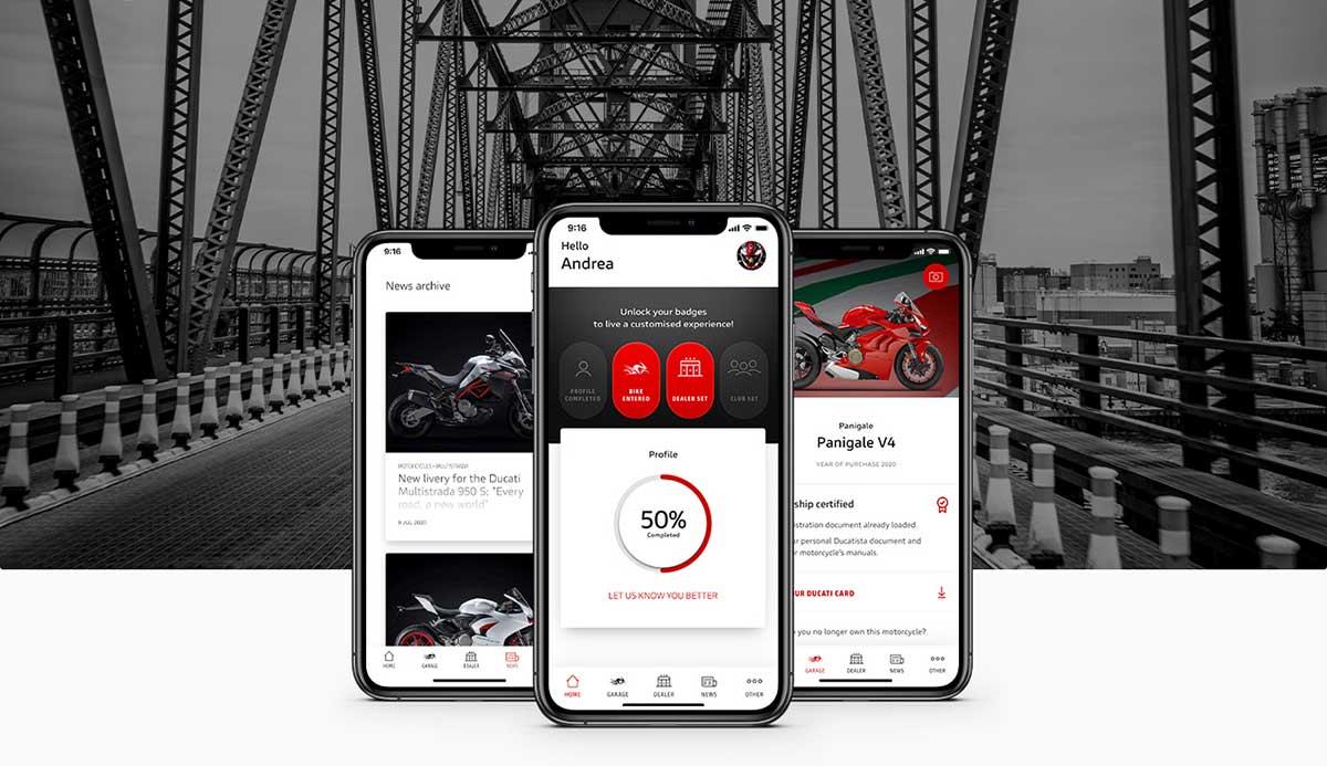 MyDucati App: la aplicación para auténticos Ducatistas (image)
