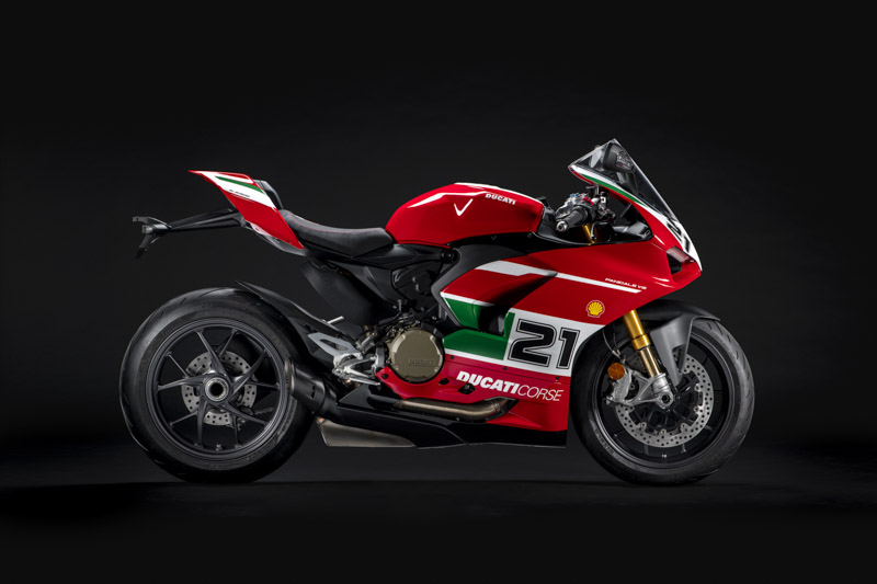 Ducati panigale bayliss 1st championship 20th anniversary 2