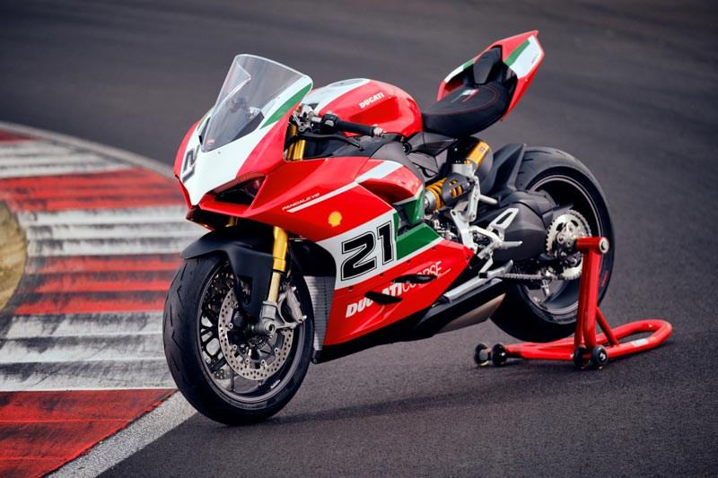 Ducati panigale bayliss 1st championship 20th anniversary 8