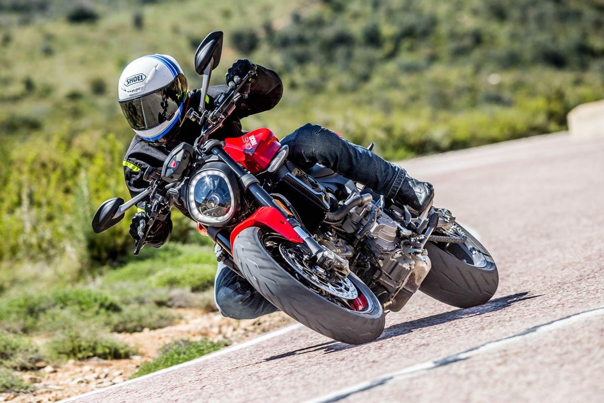 Prueba Ducati Monster 2021 (Vídeo) (image)