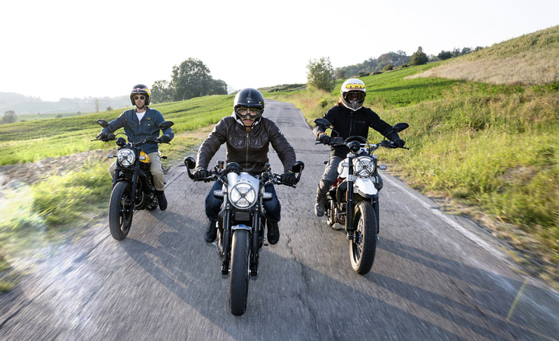 Ducati presenta tres nuevas Scrambler (image)
