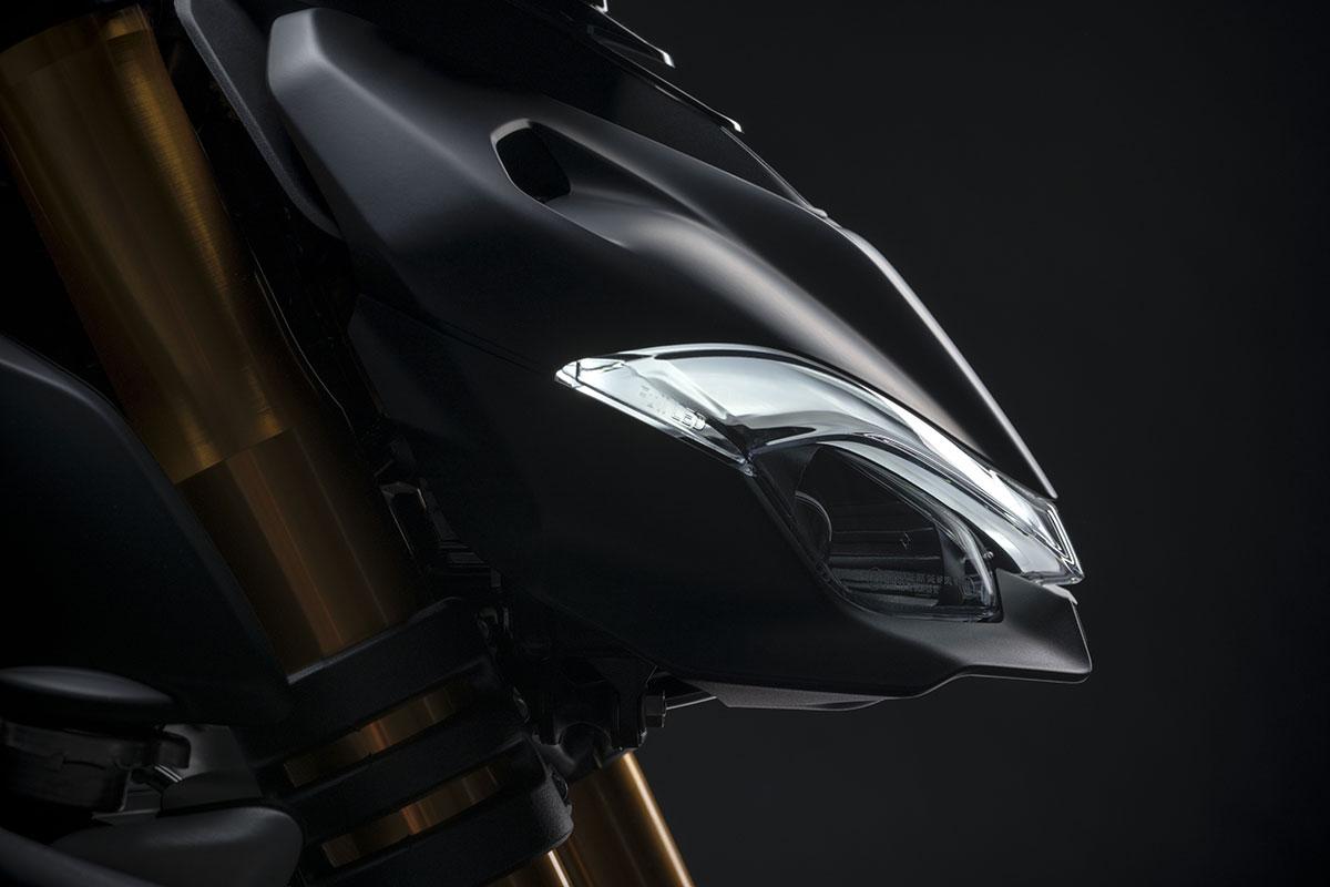 Ducati Streetfighter V4 S Dark Stealth 2021: maléfica (image)