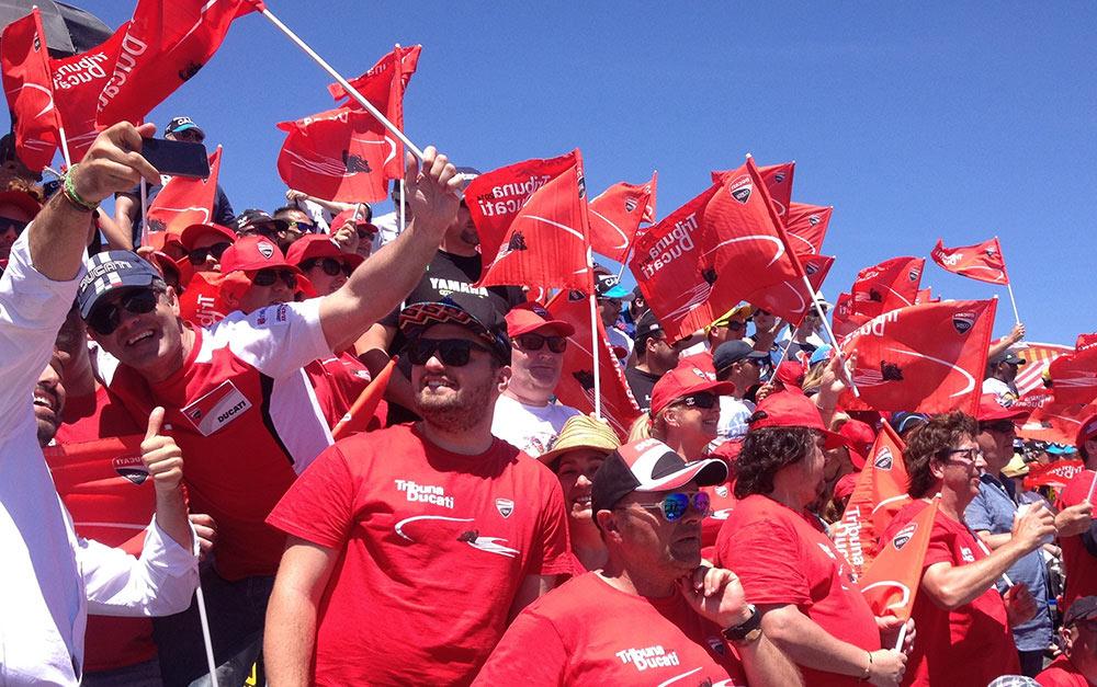 Vuelve la Tribuna Ducati a Jerez ¿Te lo vas a perder? (image)