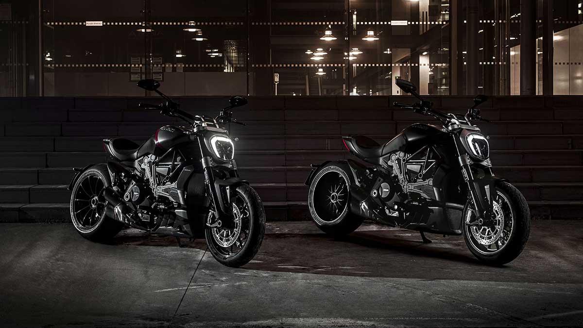 Ducati XDiavel Dark y Black Star 2021: ¡más potencia! (VIDEO) (image)