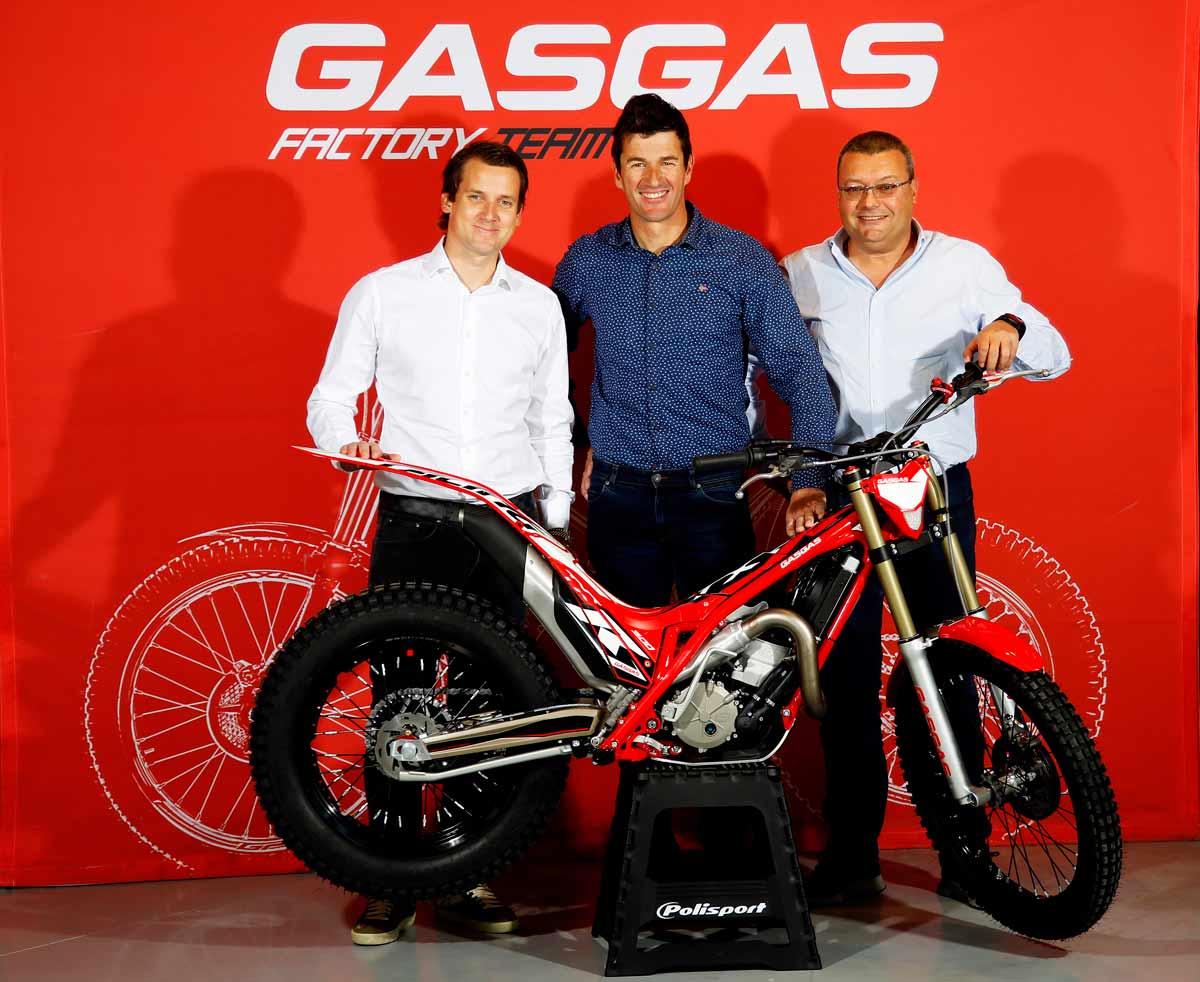 GasGas presenta su gama 2020 de trial (image)