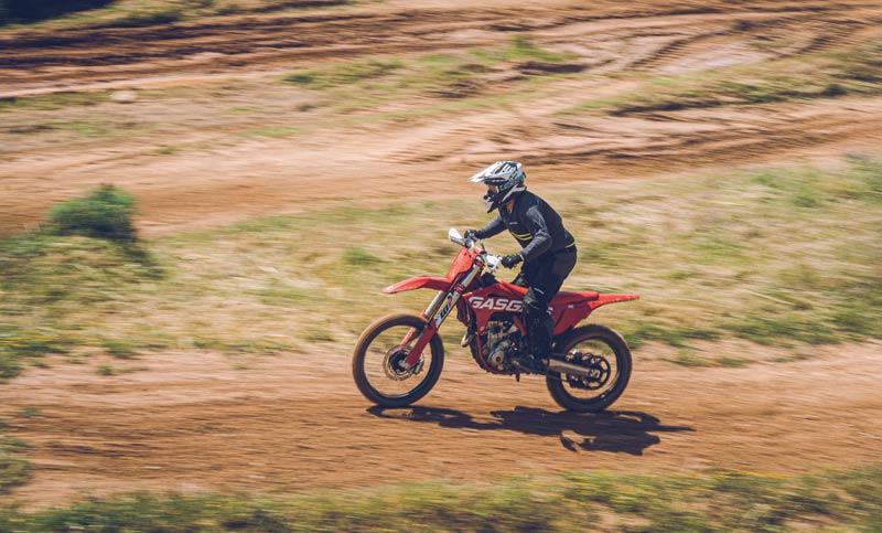united in dirt gasgas motocross