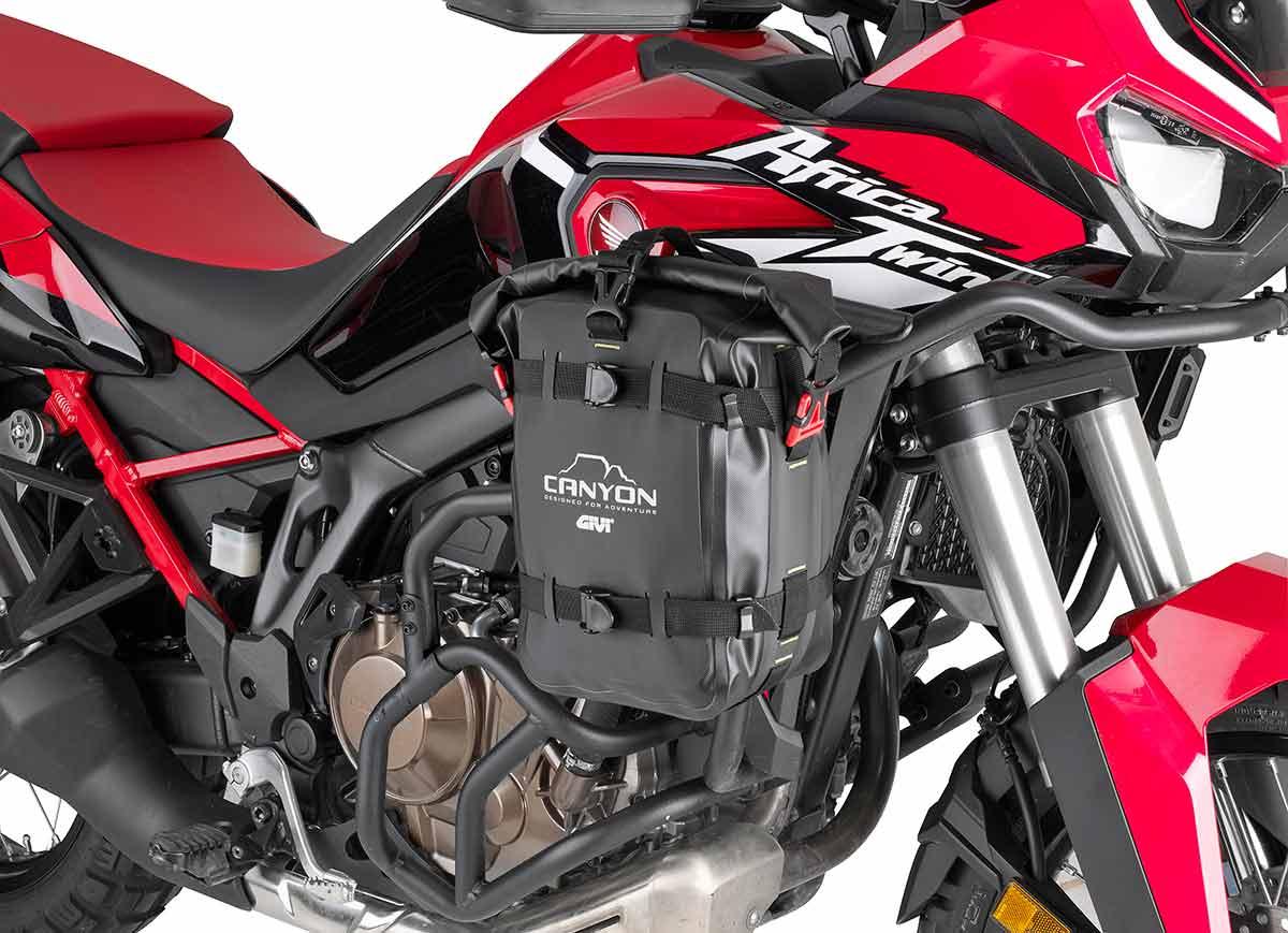 Givi Canyon GRT722: bolsas impermeables para motos trail (image)