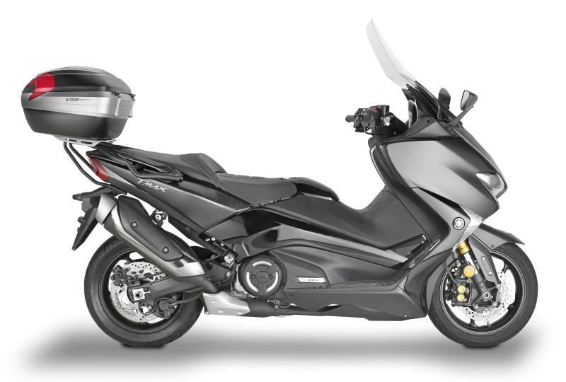 Prepara tu Yamaha TMax con Givi (image)