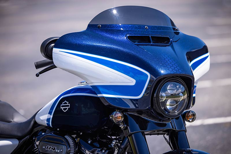 Harley Davidson Street Glide Special Arctic Blast Limited Edition 04
