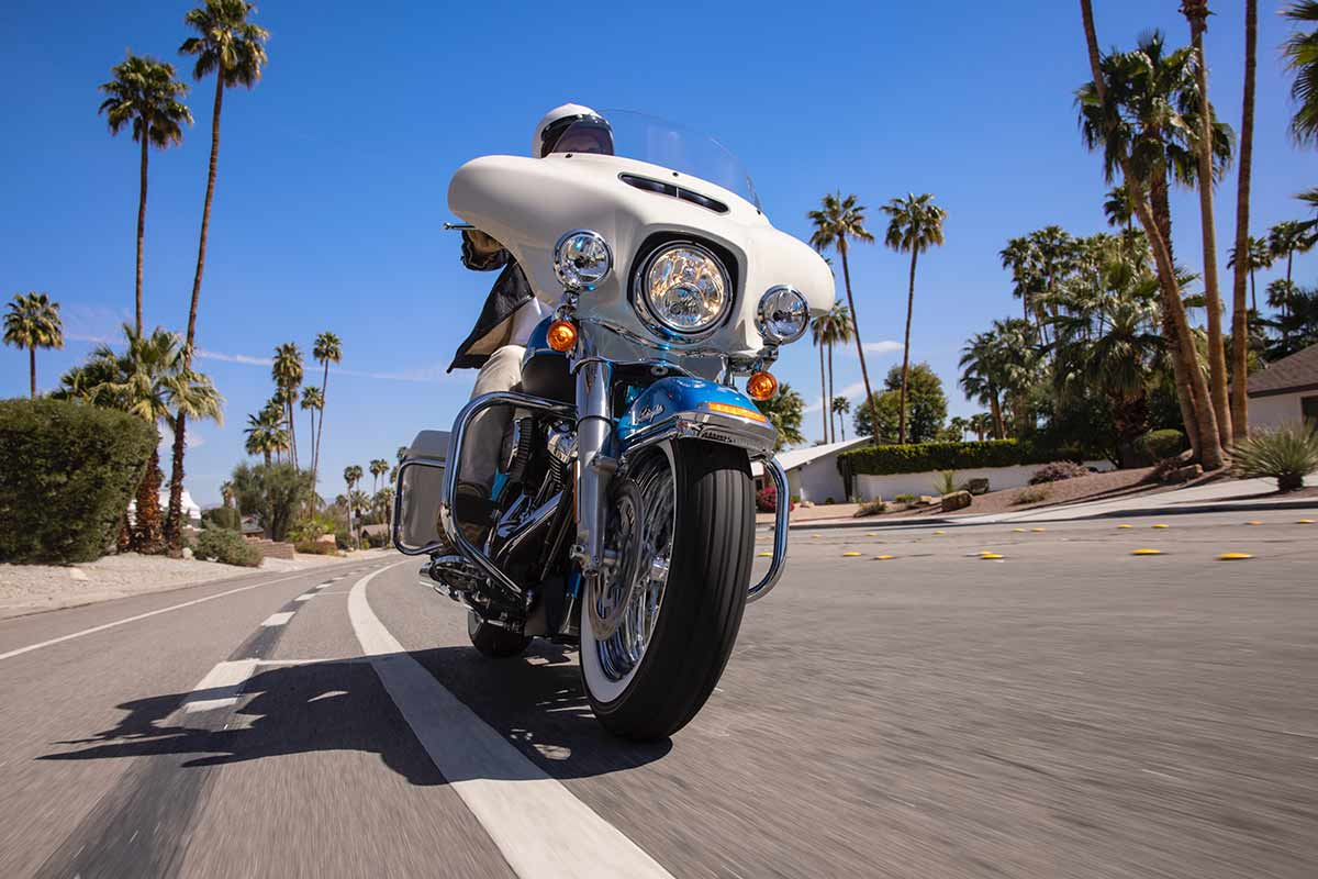 Harley-Davidson Electra Glide Revival 2021: reavivando el mito (VIDEO) (image)