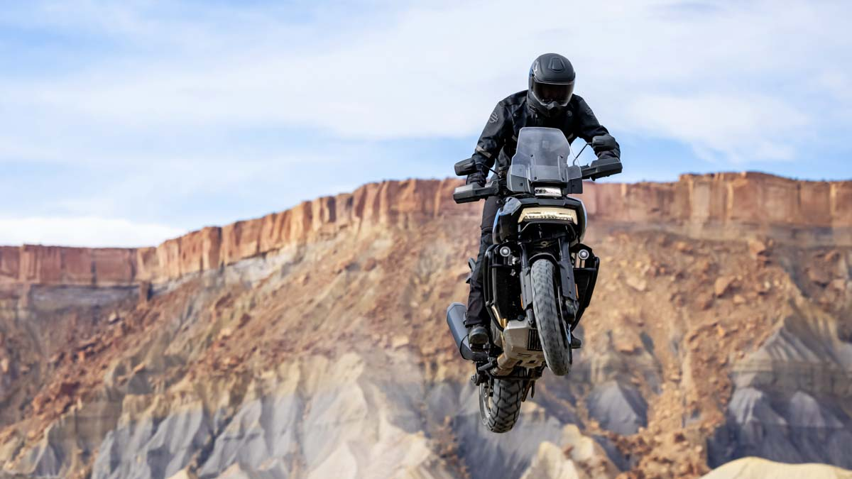 Harley-Davidson Pan America 1250/ Special 2021: aventura a la americana (VIDEO) (image)