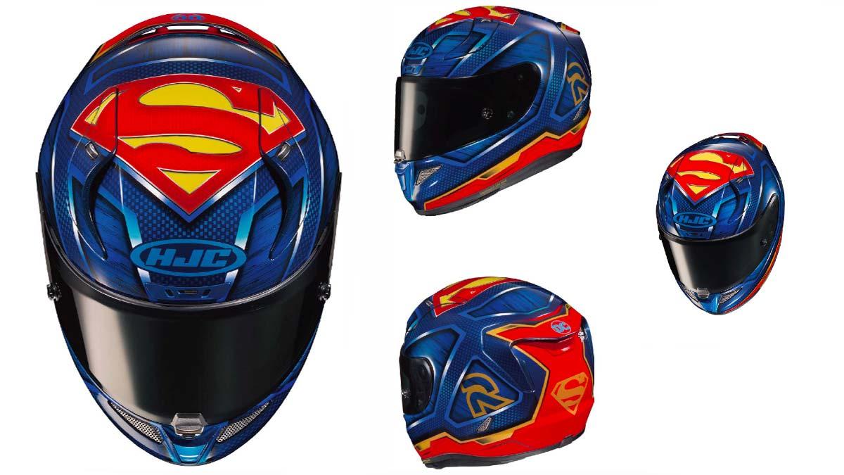 HJC RPHA 11 Superman: preparado para volar (image)
