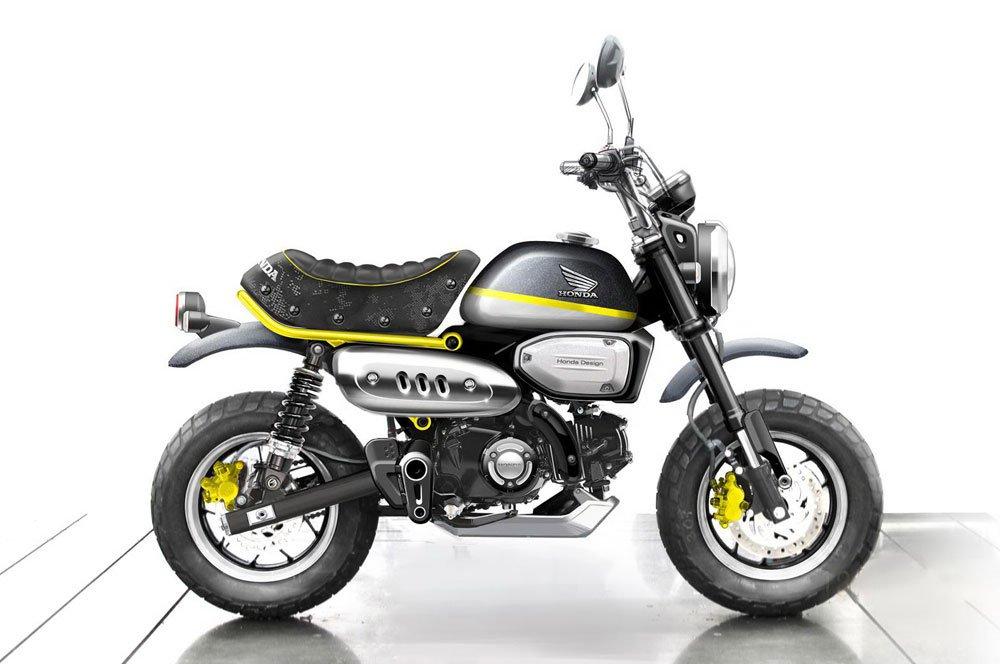 Honda Monkey 125: ¿vuelve el mito? (image)