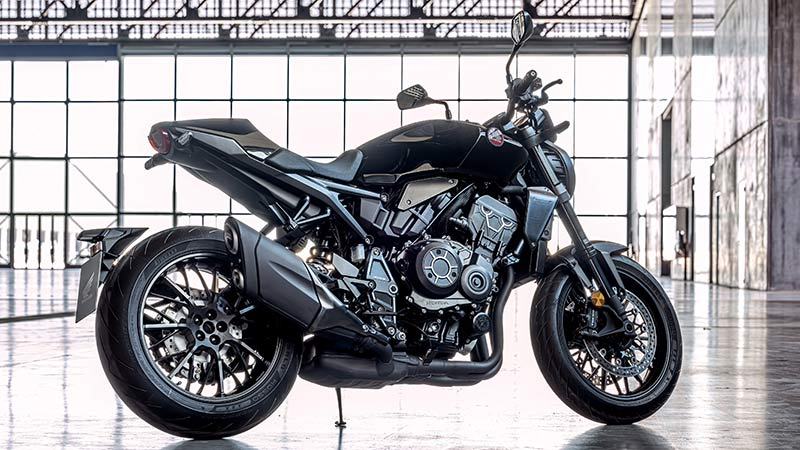 HONDA CB1000R 2021 BLACK EDITION 3