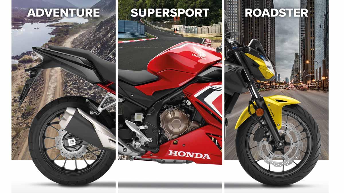 Honda renueva la gama CB500: ¡bienvenida Euro5! (image)