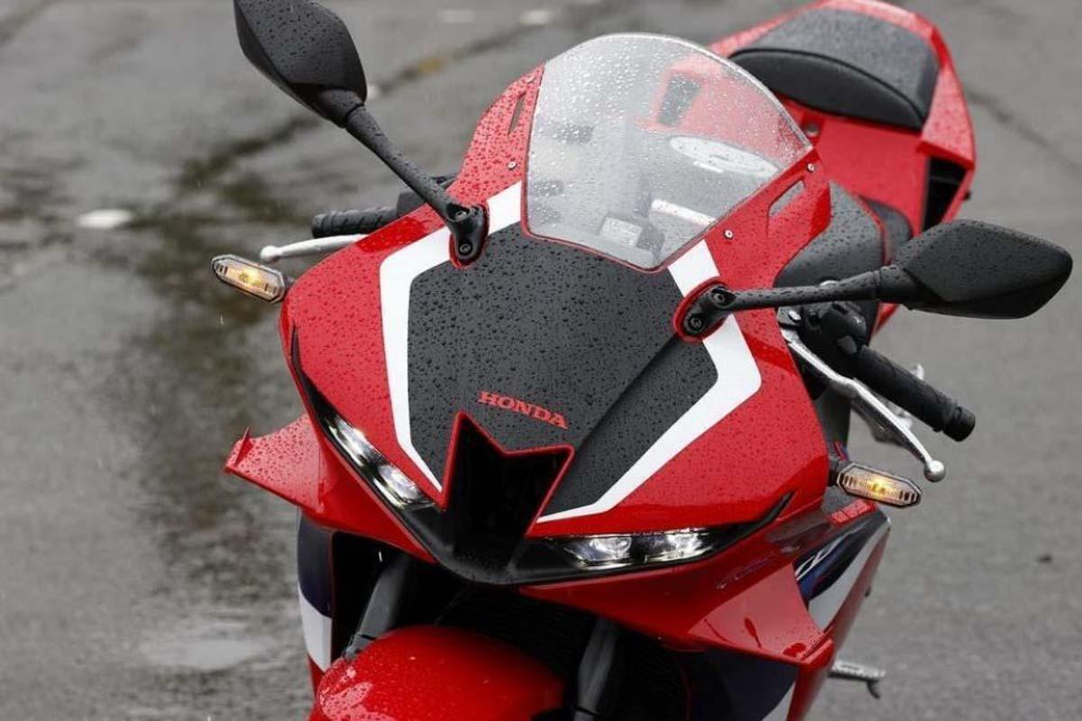 Más imágenes de la nueva Honda CBR600RR, pero ¿la veremos en nuestro país? (image)