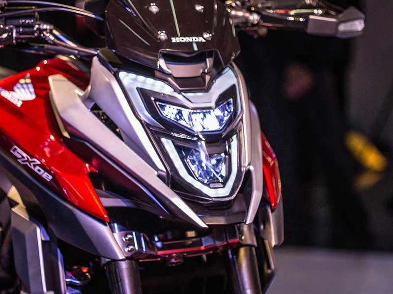 Honda CX-02, ¿la futura CB500X? (image)