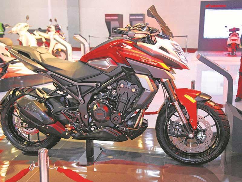 Honda CX-02