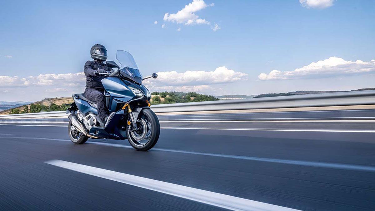 Gama Forza 2021: Honda anuncia el precio de sus scooters premium (image)