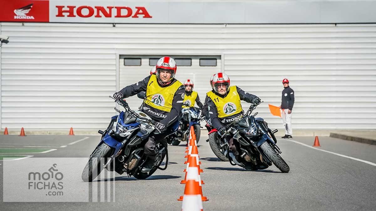 Honda Instituto de Seguridad reinicia su actividad   (image)