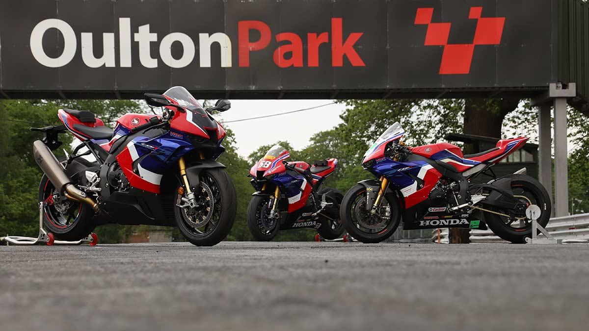 Honda CBR1000RR-R Fireblade SP vs. BSB specs: Cara a cara en Outlon Park (VIDEO) (image)