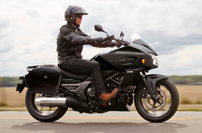 La Honda CTX700 ya esta a la venta (image)