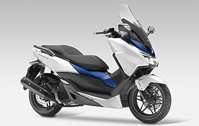 Nuevo Honda Forza 125 (image)