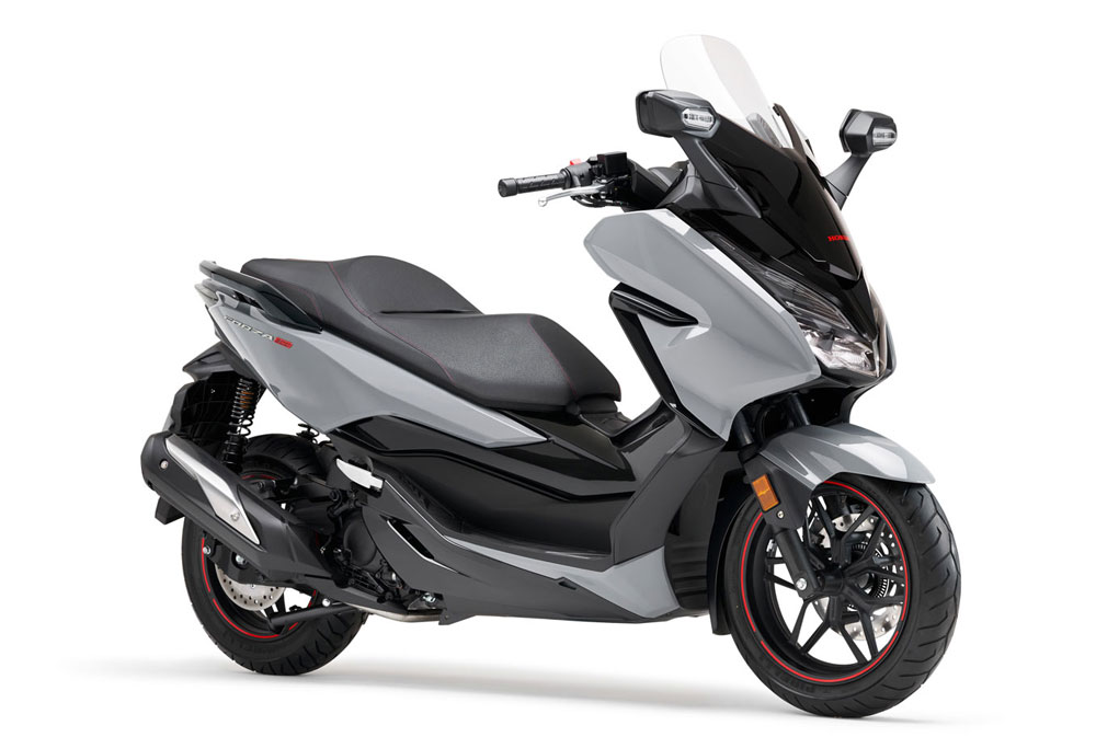 "Nuevo Honda Forza 300 ""Limited Edition"" 2020 (image)"