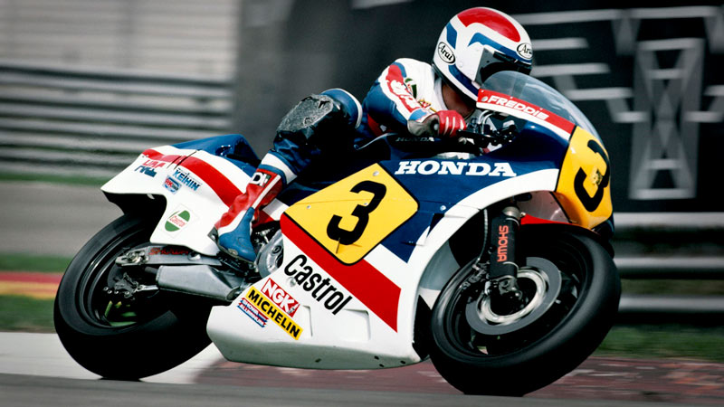 Freddie Spencer Honda NS500