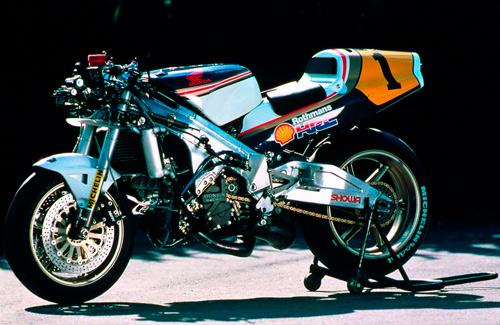 Honda NSR500 wayne gardner 1989