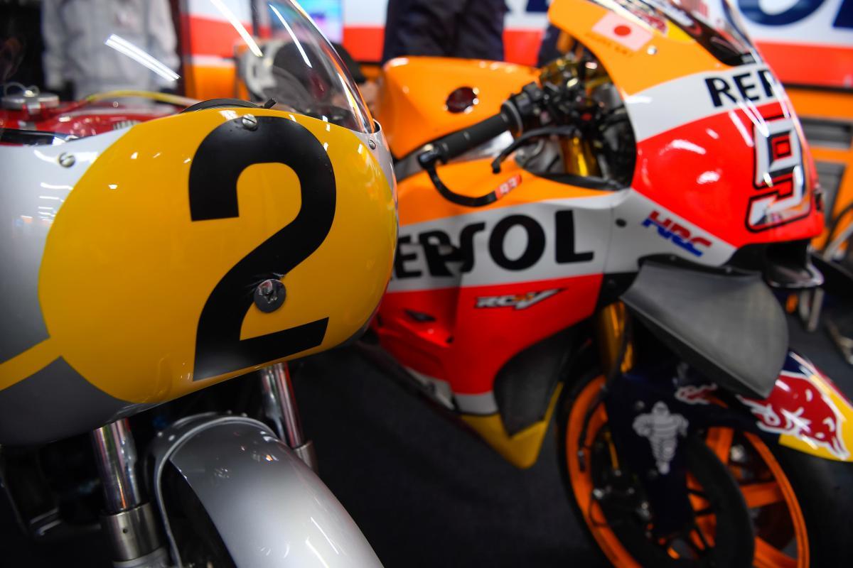 Las mejores Honda de GP: reinas de la categoría (image)