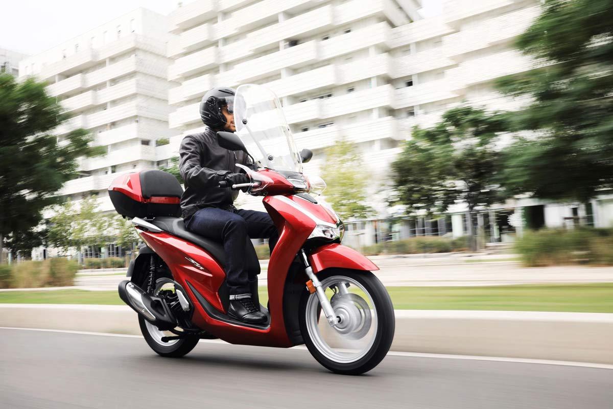 """Precio Honda SH125i """"Scoopy"""" 2020: el mito siempre a la vanguardia (image)"""