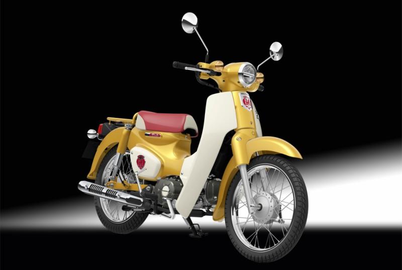 Así de fabrica el Honda Super Cub en la fábrica de Kumamoto (image)