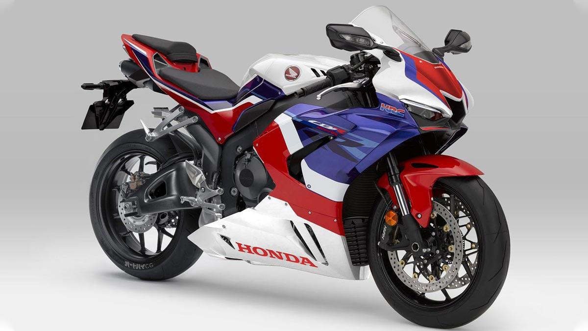 Novedades Honda 2021: el regreso de la CBR600RR junto a dos nuevos modelos (image)