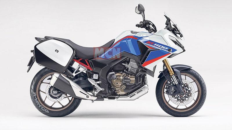 Honda NT1100 2022 32