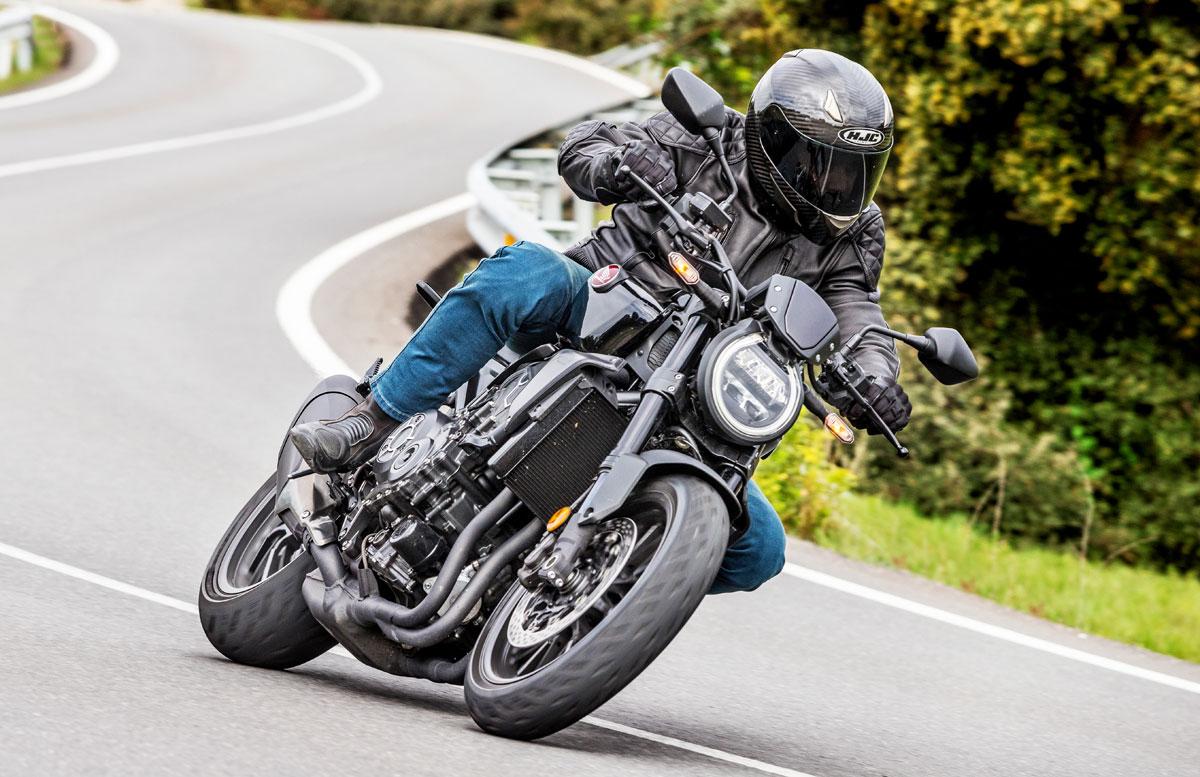 Prueba Honda CB1000R Black Edition 2021 (image)