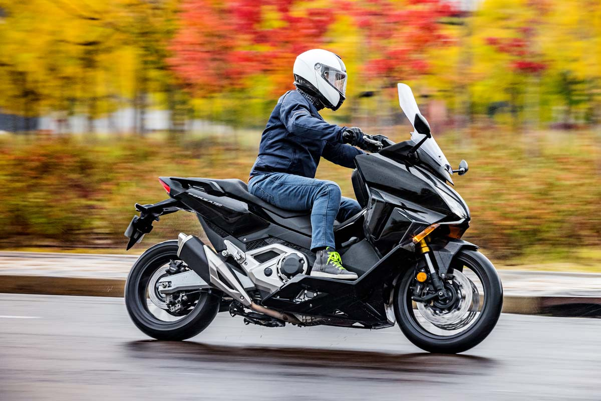 Prueba Honda Forza 750 (image)