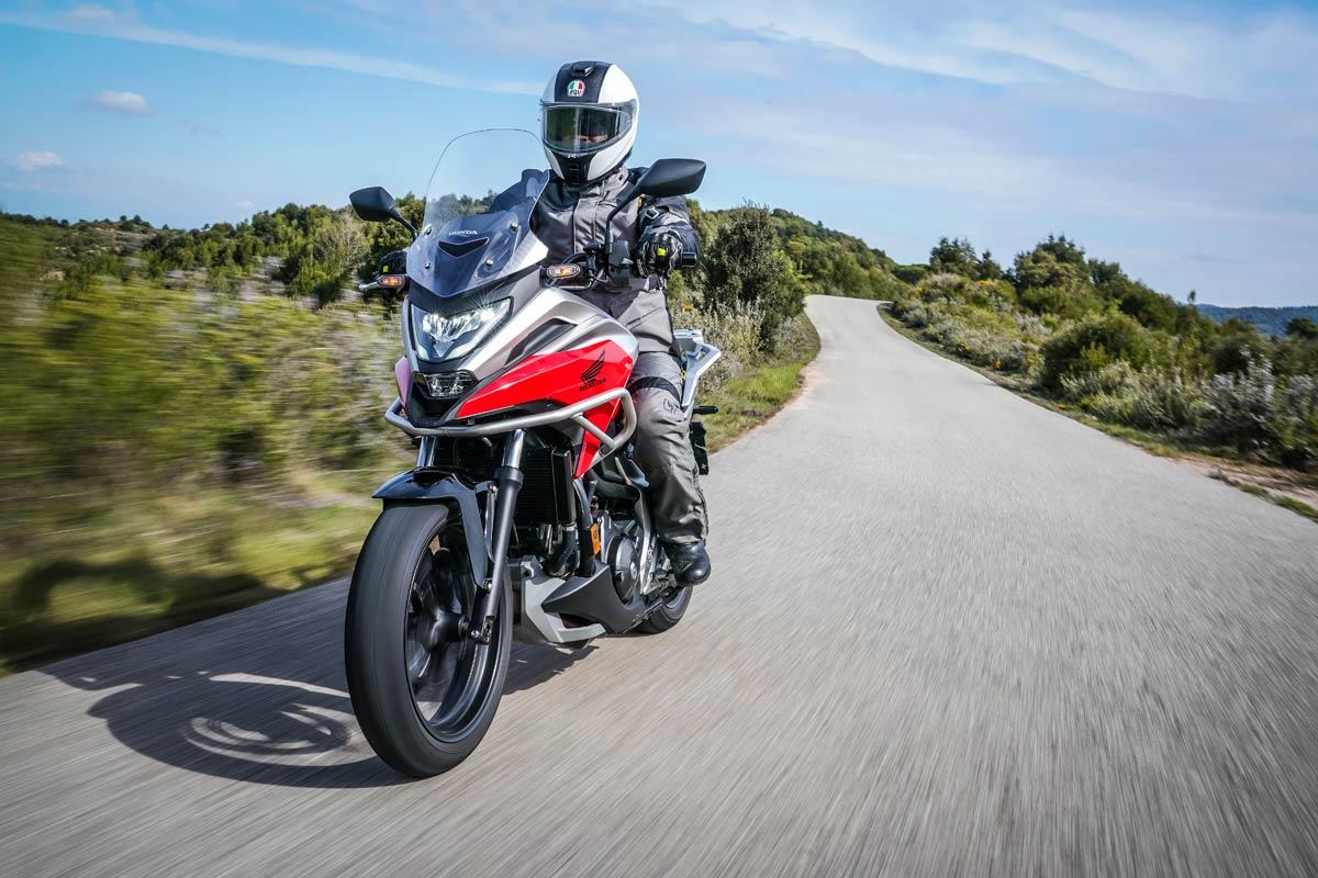 Prueba Honda NC750X 2021 (Vídeo) (image)