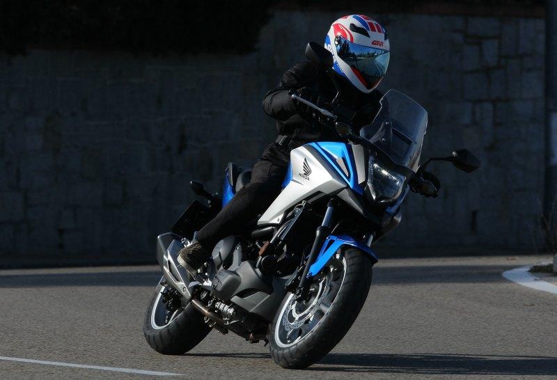 Honda NC750X DCT: doble personalidad (image)
