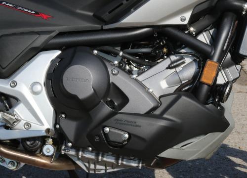 honda nc 750x dct 2017 motor 500