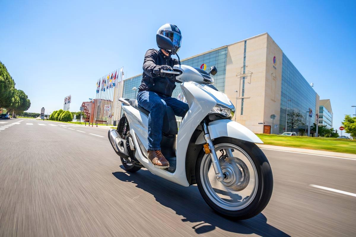 Prueba Honda SH125i Scoopy 2020 (image)