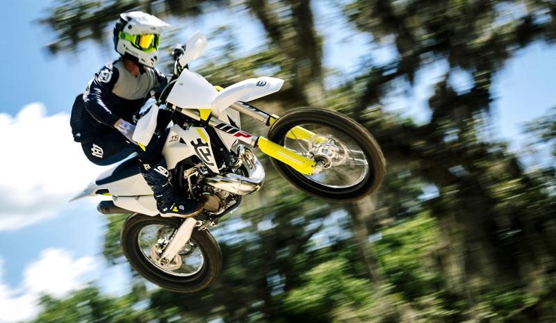 Las Husqvarna de motocross, con la mejor financiación (image)