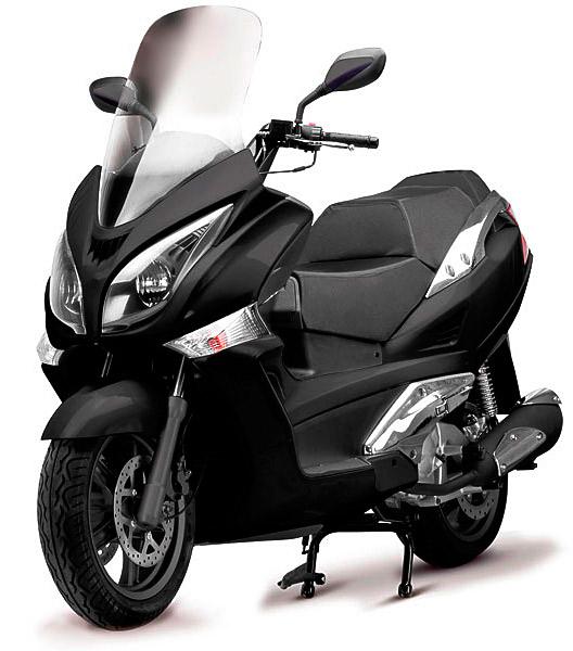 scooter innocenti barium-p