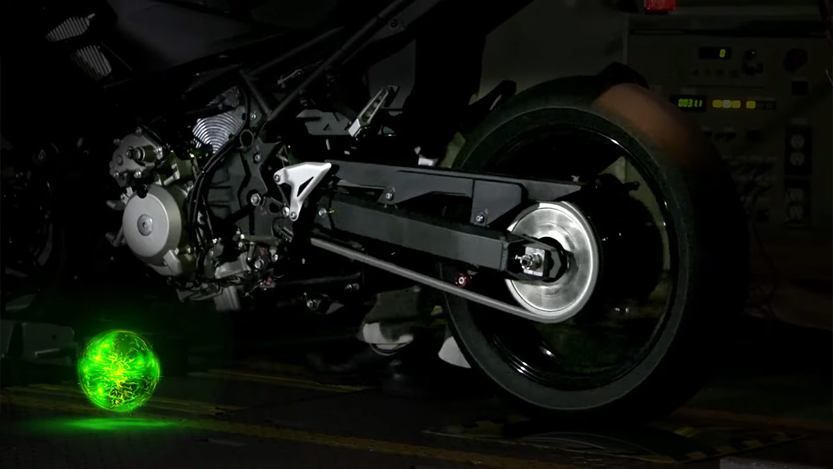 Kawasaki inmersa en el desarrollo de nuevas tecnologías (VIDEO) (image)