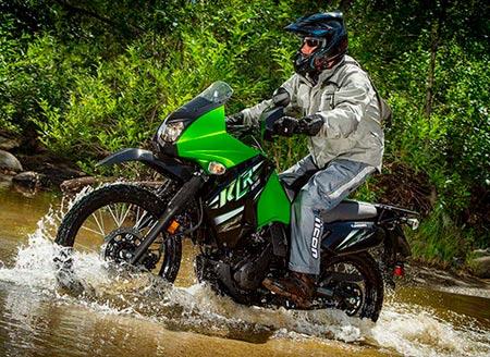 Kawasaki KLR 650 2014 (image)