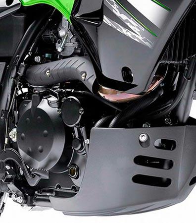 Kawasaki KLR 650 2014 America