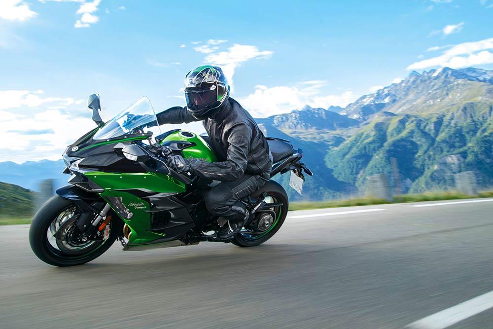 Kawasaki amplía la garantía de todos sus modelos (image)