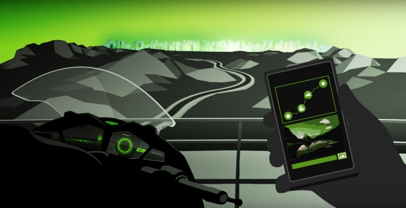 Kawasaki Rideology: motos más seguras y humanas (image)